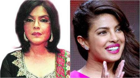 Priyanka Chopra will be ideal for my biopic, says Zeenat Aman