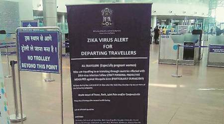 Ahmedabad civic body not told about Zika, officials say didn't want to cause panic