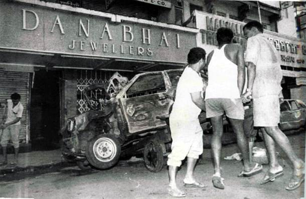 Image result for 1993 bombay blast