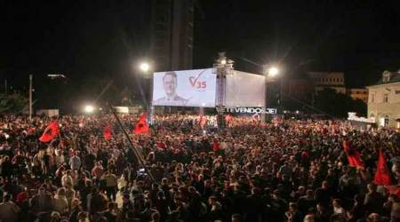 Kosovo votes for new parliament with corruption and war crimes infocus