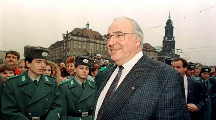 World leaders bid farewell to late German chancellor Helmut Kohl