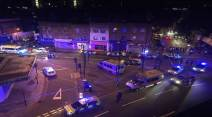 london mosque attack, van attack mosque, finsbury park mosque, london terror attack, van crowd pedestrians, finsbury mosque terror attack, indian express