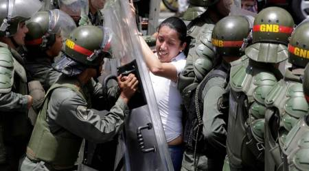 Young lawmakers protest Venezuela's Nicolas Maduro regime: Heroes or agitators?