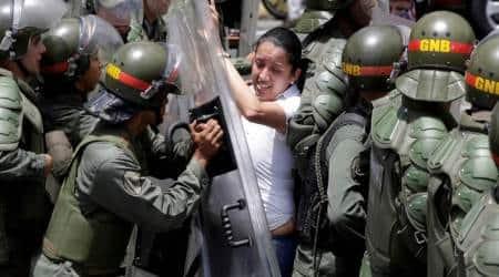 Young lawmakers protest Venezuela's Nicolas Maduro regime: Heroes oragitators?