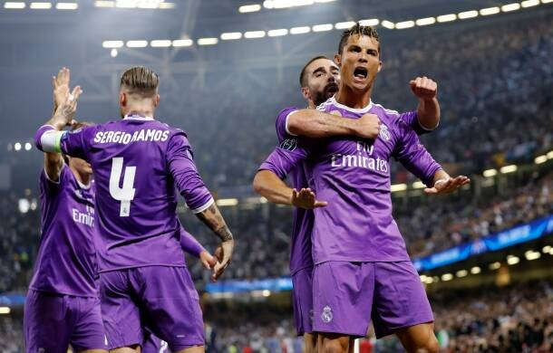 real madrid, uefa champions league, champions league 2017, real madrid vs juventus, Cristiano ronaldo, football, indian express