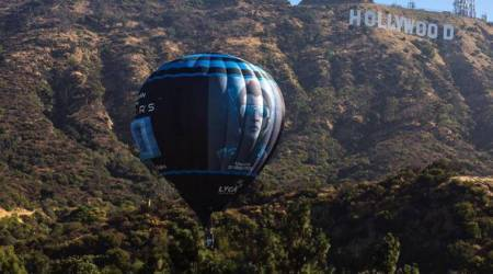 Rajinikanth, 2.0, akshay kumar, 2.0 hot air balloon, Rajinikanth hot air balloon, rajinikanth in hollywood,
