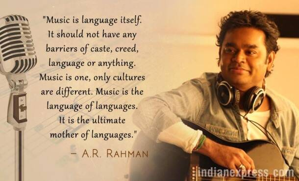 international music day, famous musicians, quotes on music, famous quotes on music by musicians, Indian express, Indian express news