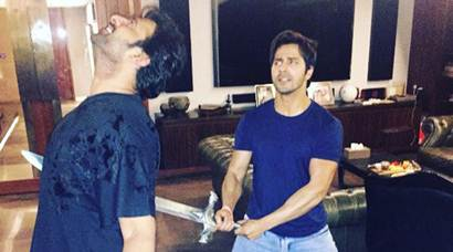 Why Varun Dhawan stabbed Baahubali Prabhas? All the details from Karan Johar's success bash