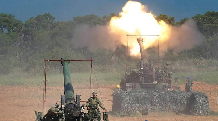 US Taiwan arms deal, Arm deal Taiwan, US state department Arm deal, Indian express, India news