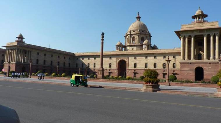 North Block, No wifi, Wifi, Home Ministry, Home minister, Indian express news, India news,