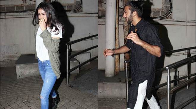 Amitabh Bachchan's granddaughter Navya Naveli goes on a movie date with a mystery guy