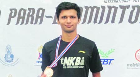 BWF Para-Badminton Sukant breaks into world top 3