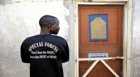 Nigeria tries Boko Haram suspects behind closed doors