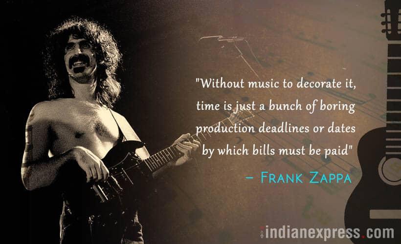 International Music Day, Famous Musicians, Quotes On Music, Famous Quotes  On Music By
