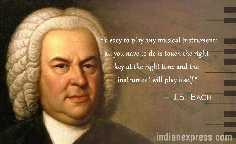 international music day, famous musicians, quotes on music, famous quotes on music by musicians, Indian express, Indian express news