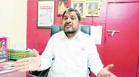 Mumbai: Amid protests, Raju Shetti emerges strong leader