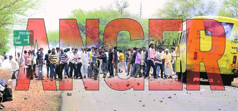 Madhya Pradesh Farmers Protest, Maharashtra Farmers Protest, Farmers Protest, MP Farmers Protest, Telangana Farmers Protest, Mandsaur Farmers Protest, India News, Indian Express, Indian Express News
