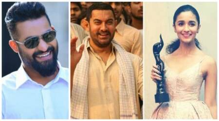 Aamir Khan, Alia Bhatt, Dhanush, Junior NTR win big at Sankarabharanam Awards