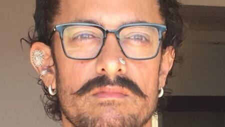 Thugs of Hindostan: Aamir Khan goes through painful nose and ear piercings for the film, see photo
