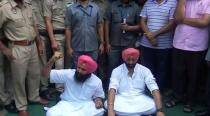 Punjab Assembly Ruckus: AAP MLAs Thrown Out Of House, Injured Rushed To Hospital