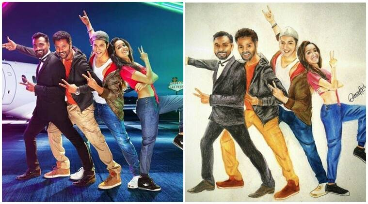 abcd 2, abcd pictures, varun dhawan, shraddha kapoor, prabhu deva, remo dsouza pictures
