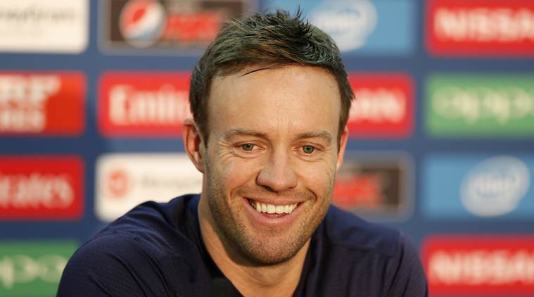 AB de Villiers, India vs South Africa, Indian Express
