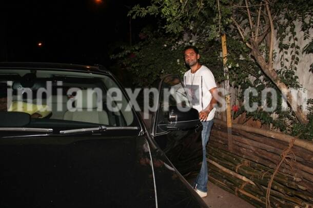 Abhay Deol, Abhay deol spotted, abhay deol pics