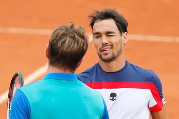 Stan Wawrinka's road to French Open men's singles final