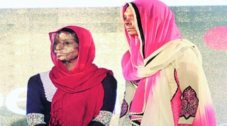 Acid victims to get reservation in government jobs,promotions