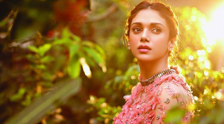 aditi rao hydari plays a pivotal role in Padmavati