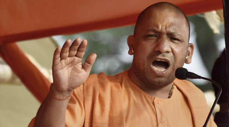 CM Adityanath calls Lalu-Nitish alliance incompatible marriage