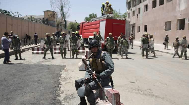 Kabul attack, kabul blast, india house, latest news, manpreet vohra, indian express news