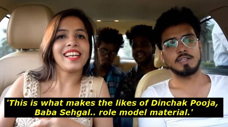 This guy's Facebook post explains why Dhinchak Pooja is a role model