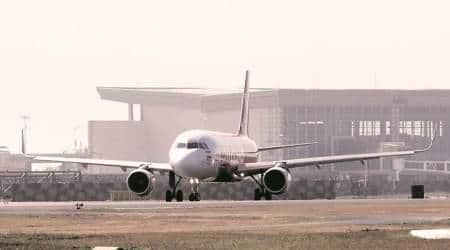 adampur airport, punjab, Punjab news, new flight facility in Punjab, Doaba regio, Airport authority of india, indian express