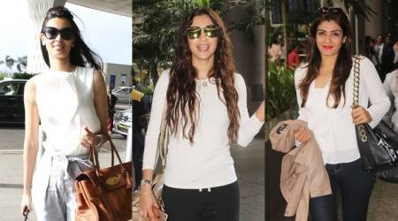 Gauahar Khan, Diana Penty, Raveena Tandon show us how to travel in style
