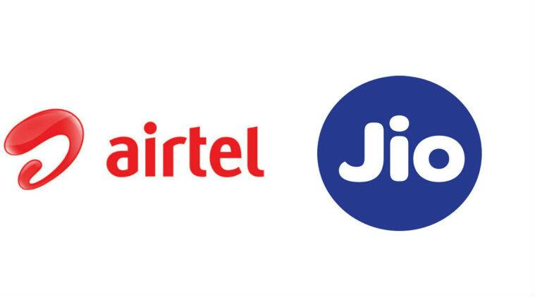 Reliance Jio, Bharti Airtel, prepaid Airtel connections, suspension of mobile services in J&K, Department of Telecom