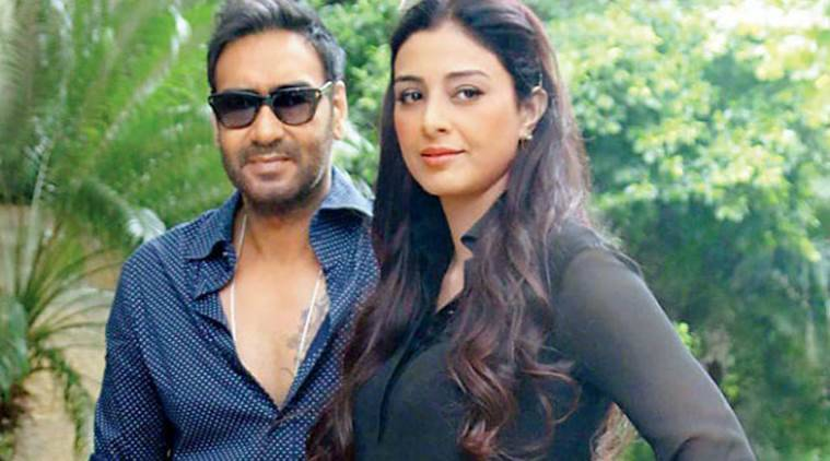 Tabu is single and Ajay Devgn is responsible for it, she hopes he repents  and regrets this | Entertainment News,The Indian Express
