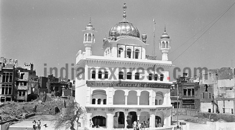 operation blue star, blue star anniversary, golden temple, Akal Takht