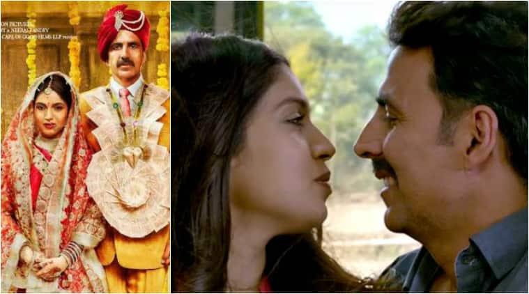 Toilet Ek Prem Katha, Akshay Kumar, Toilet Ek Prem Katha cast, Bhumi Pednekar, Bhumi Pednekar film, Akshay Kumar film, Bhumi Pednekar akshay kumar