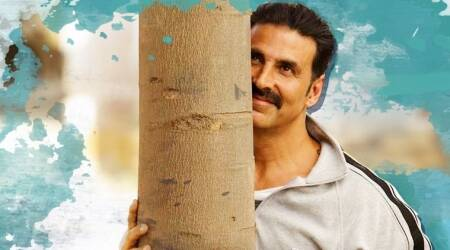Toilet Ek Prem Katha: Akshay Kumar unveils the first look of song Has Mat Pagli, see photo