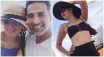 Akshay Kumar, Twinkle Khanna to Karisma Kapoor, this is what stars are up to on vacations