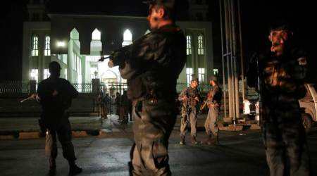 Four killed in Kabul's Al Zahra mosque attack, IS claims responsibility