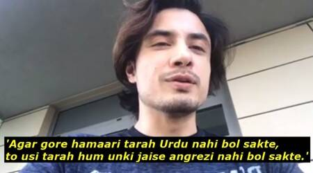 WATCH: Ali Zafar's fitting reply to those making fun of Pakistan's English is a must watch