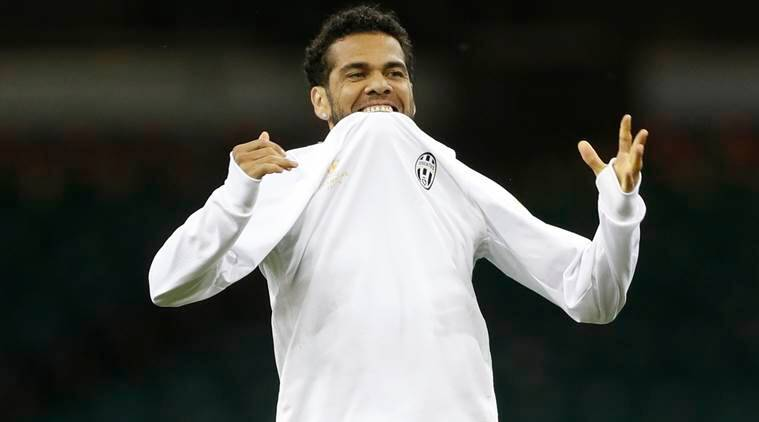 champions league final, real madrid vs juventus, dani alves