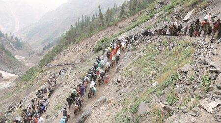 Amarnath Yatra: 24 rescue teams, 35 dog squads to be deployed