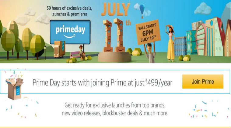 Amazon Prime Day, Amazon Prime Day sale July 10, Amazon Prime Day sale India, Amazon Prime Day offers