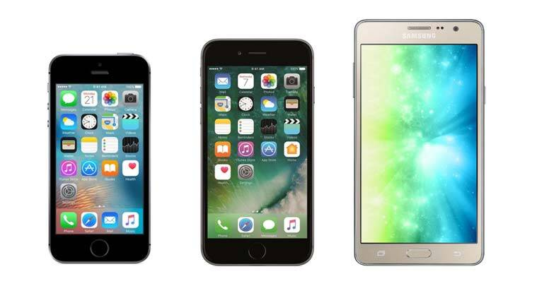 Amazon Smartphone Sale, Amazon Smartphone discount, Apple iPhone 6 discount, iPhone 6 Amazon discount, Apple iPhone SE discount, iPhone SE discount, Samsung discount, OnePlus 3 discount, Moto G4 discount, Moto G4 sale