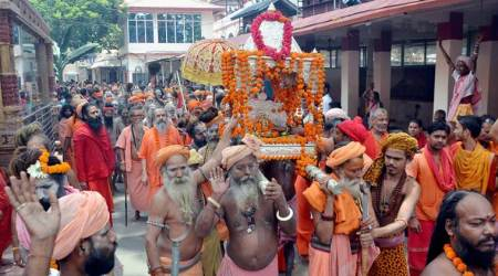 Kamakhya temple closes for 4 days as Ambubachi Mela begins