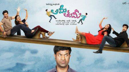 Ami Thumi movie review: This screwball comedy is sure to crack youup