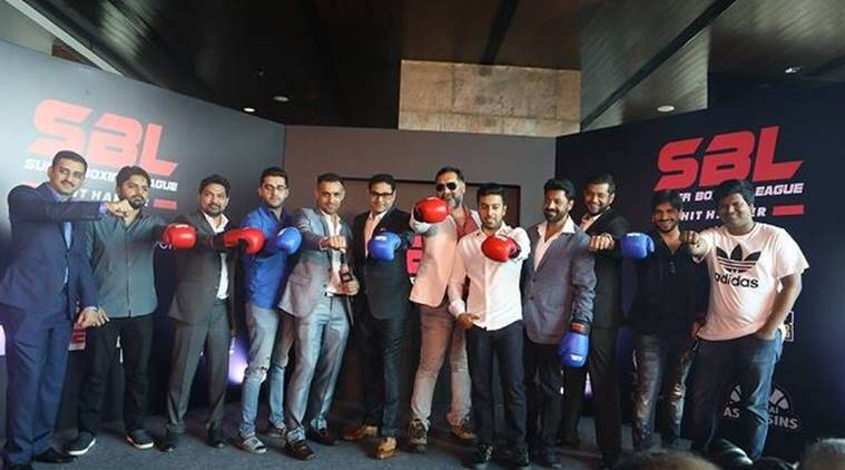 Super Boxing League, Suniel Shetty, Sushant Singh Rajput, Haryana Warriors, Mumbai Assassins